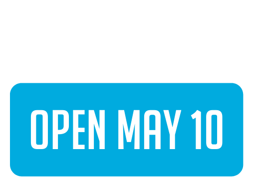 Congdon Yards Open May 10th 2021