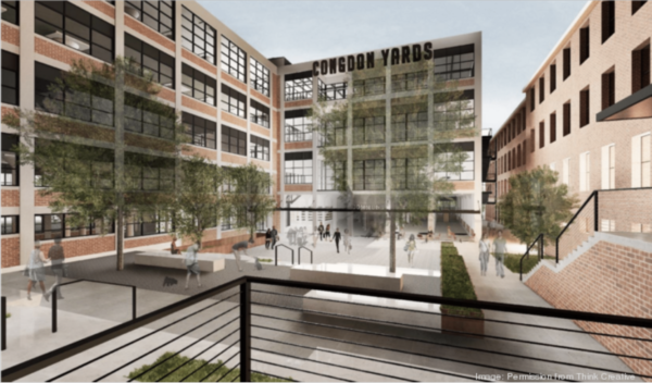 Business High Point announces state-of-the-art workshop for Congdon Yards