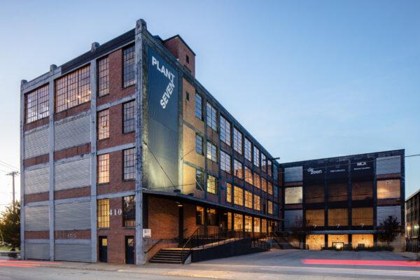 Three Adaptive Reuse Projects in North Carolina Reinvent Historic Mills